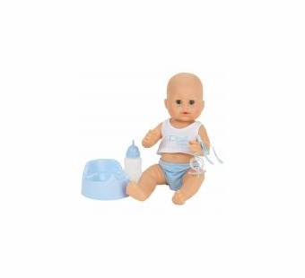 Corolle Dolls<br />Drink & Wet Bathtime Doll Paul 14