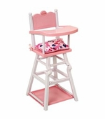 Corolle Dolls <br />High Chair