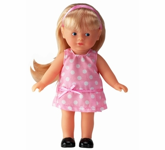 Corolle Dolls <br />Mini Caroline Blonde 8