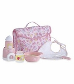 Corolle Dolls <br />Pretend Doll Mealtime Set
