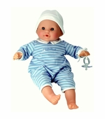Corolle Dolls <br />Suce Pouce Blue Boy Baby Doll
