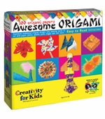 Creativity for Kids <br />Awesome Origami Art Kit