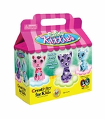 Creativity for Kids <br />Bobble Head Cute Kitties Art Kit