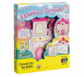Creativity for Kids <br />Create Your Own Enchanted Storybook Art Kit