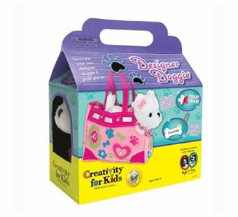 Creativity for Kids <br />Designer Doggie Purse Kit