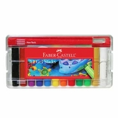 Creativity for Kids <br />Gel Sticks With Brush 12 pieces