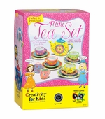 Creativity for Kids <br />Mini Tea Set Kit