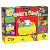 Creativity for Kids <br />Pottery Wheel for Kids Set