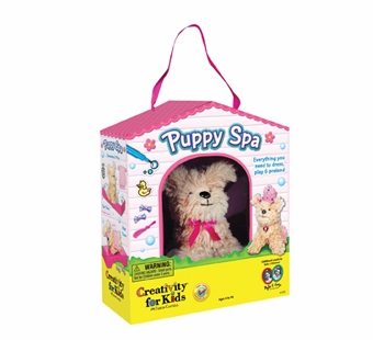Creativity for Kids <br />Puppy Spa Art Kit