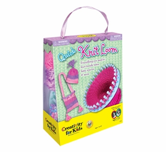 Creativity for Kids <br />Quick Knit Loom Kit