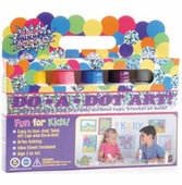 Do-A-Dot Art <br />6 Pack Rainbow Markers