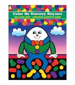 Do-A-Dot Art <br />Color Me Nursery Rhymes Activity Book