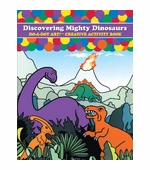 Do-A-Dot Art <br />Discovering Mighty Dinosaurs Kit