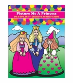 Do-A-Dot Art <br />Picture Me a Princess Activity Book