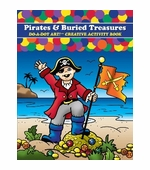 Do-A-Dot Art <br />Pirates & Buried Treasure Activity Book