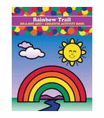 Do-A-Dot Art <br />Rainbow Trail Activity Book