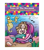 Do-A-Dot Art <br />Tales of the Mermaid Activity Book