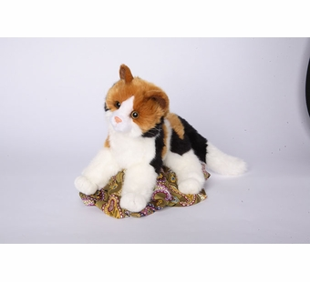 Douglas Cuddle Toys <br />All Spice Calico Cat 16