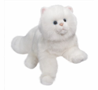 Douglas Cuddle Toys <br />Amir Persian Floppy Cat Stuffed Animal