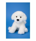 "Douglas Cuddle Toys <br />Bichon Stuffed Dog 12"" Stuffed Animal"