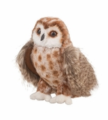 "Douglas Cuddle Toys <br />Brown Owl 9"" Stuffed Animal"