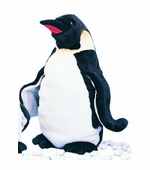 "Douglas Cuddle Toys <br />Calvin Medium Emperor Penguin 18"" Stuffed Animal"