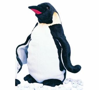 Douglas Cuddle Toys <br />Calvin Medium Emperor Penguin 18