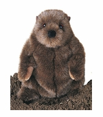 "Douglas Cuddle Toys <br />Chuckwood Groundhog 11"" Stuffed Animal"