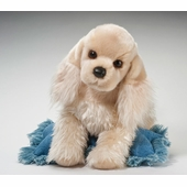 "Douglas Cuddle Toys <br />Cocker Spaniel Dog 16"" Stuffed Animal"