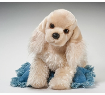 Douglas Cuddle Toys <br />Cocker Spaniel Dog 16