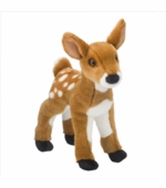 "Douglas Cuddle Toys <br />Delila Fawn 11"" Stuffed Animal"