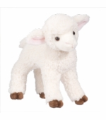"Douglas Cuddle Toys <br />Foggy Lamb 10"" Stuffed Animal"