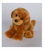 "Douglas Cuddle Toys <br />Golden Retreiver Dog 12"" Stuffed Animal"