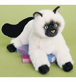 "Douglas Cuddle Toys <br />Himalayan Cat 16"" Stuffed Animal"