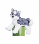 "Douglas Cuddle Toys <br />Husky Dog 16"" Stuffed Animal"