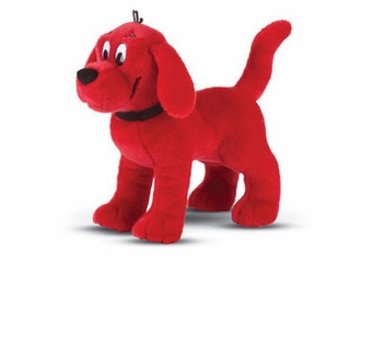 Douglas Cuddle Toys <br />Large Clifford Cuddle Pal Stuffed Animal