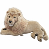 "Douglas Cuddle Toys <br />Lord Titan Lion 30"" Stuffed Animal"