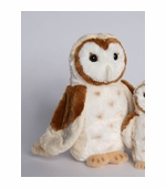 "Douglas Cuddle Toys <br />Luna Barn Owl 11"" Stuffed Animal"
