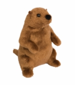 "Douglas Cuddle Toys <br />Mr. G. Groundhog 7"" Stuffed Animal"