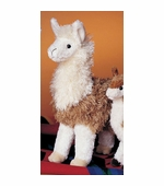 "Douglas Cuddle Toys <br />Paddy O'Llama Llama - Alpaca 11"" Stuffed Animal"