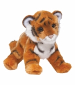 Douglas Cuddle Toys <br />Pancake Bengal Tiger Cub Stuffed Animal