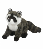 "Douglas Cuddle Toys <br />Tip Toes Raccoon 16"" Stuffed Animal"