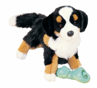 Douglas Cuddle Toys <br />Trevor Bernese Mountain Dog Dog 16
