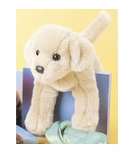 "Douglas Cuddle Toys <br />Yellow Lab Dog 12"" Stuffed Animal"
