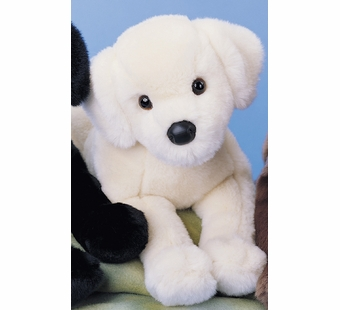 Douglas Cuddle Toys <br />Yellow Labrador Dog 16