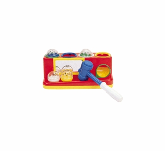 Early Years Toys<br />Baby Pound 'n Play Hammer Set