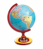 Educational Insights <br />GeoSafari Junior Talking Globe