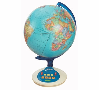 Educational Insights <br />GeoSafari Talking Globe