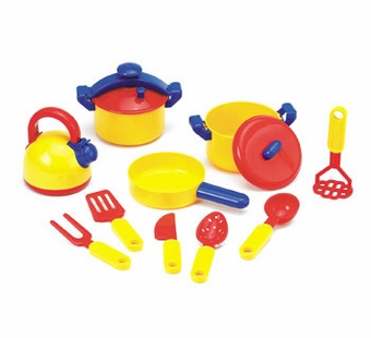Educational Insights <br />Kids Pretend Pots and Pans