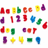 Educational Insights <br />Magnetic Alphabet & Numbers